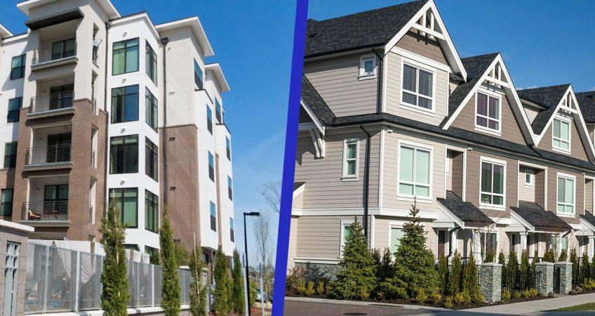kondominium - townhouse