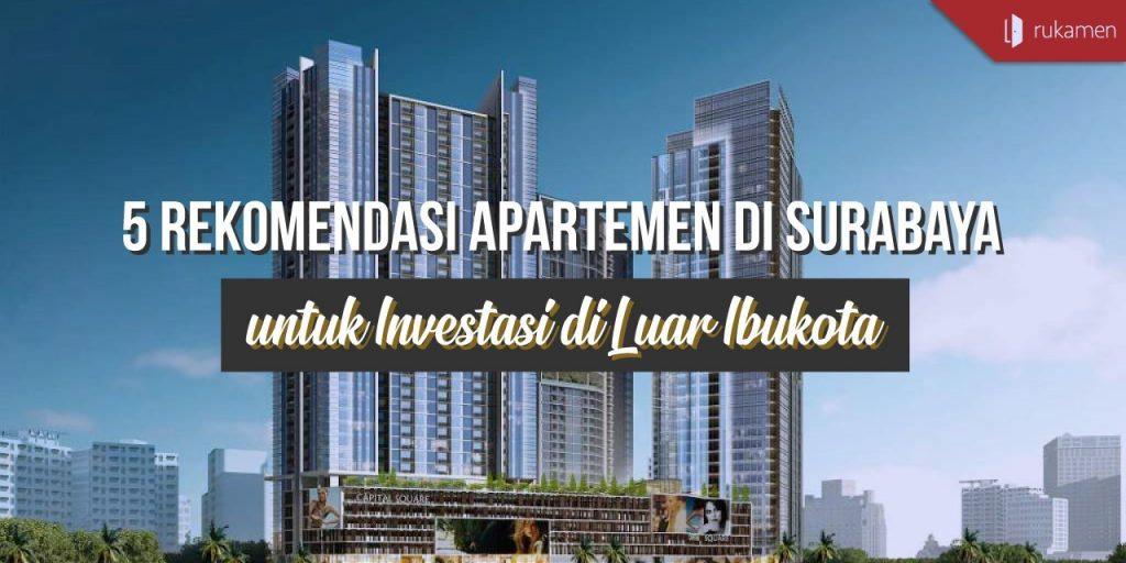 apartemen terkenal surabaya