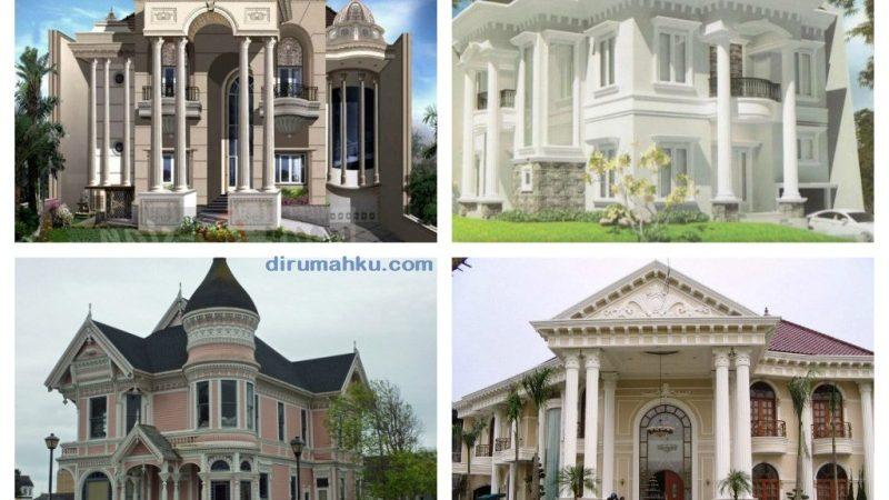 Rumah Bergaya Klasik