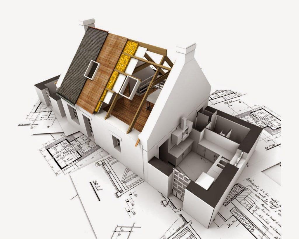 kontruksi bangunan atas